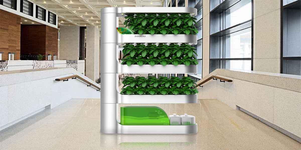 室内智能蔬菜种植机-家居生活-顺德工业设计,机械设备